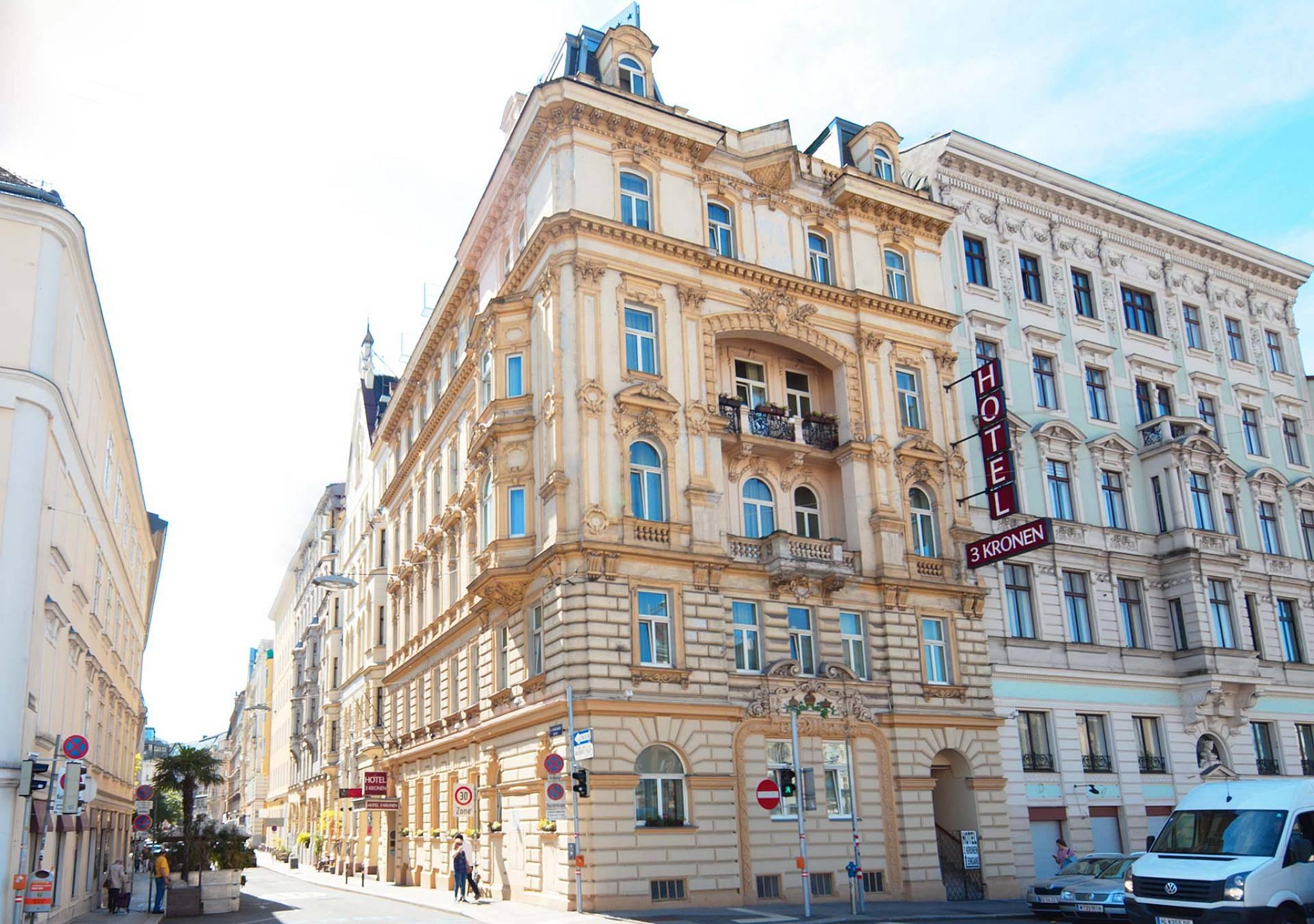 Eine Schone Zeit Drei Kronen Wien Offizielle Website