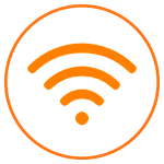 Free High-speed Wi-Fi